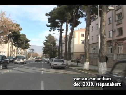 Streets Of Stepanakert