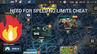 Need For Speed No Limits Cheat gold 💯 work !