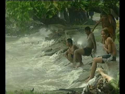 Cyclone Heta hits Samoa
