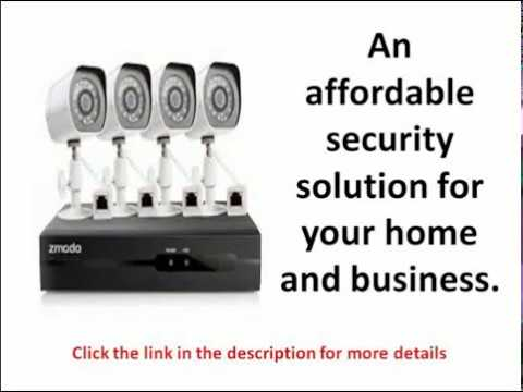 Security System: Zmodo Security System