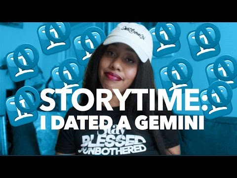 Storytime: I Dated a Gemini - VEDA #9
