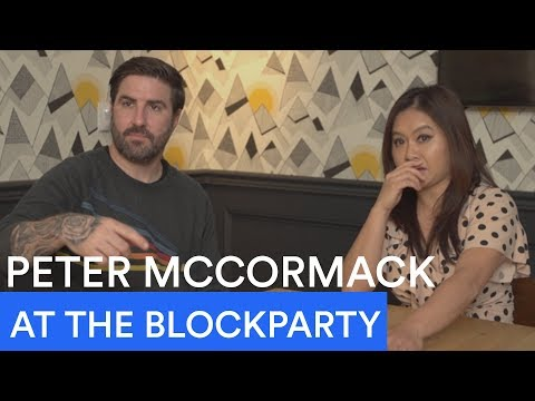 Peter McCormack AT THE BLOCKPARTY (Bitcoin Bella Reports)