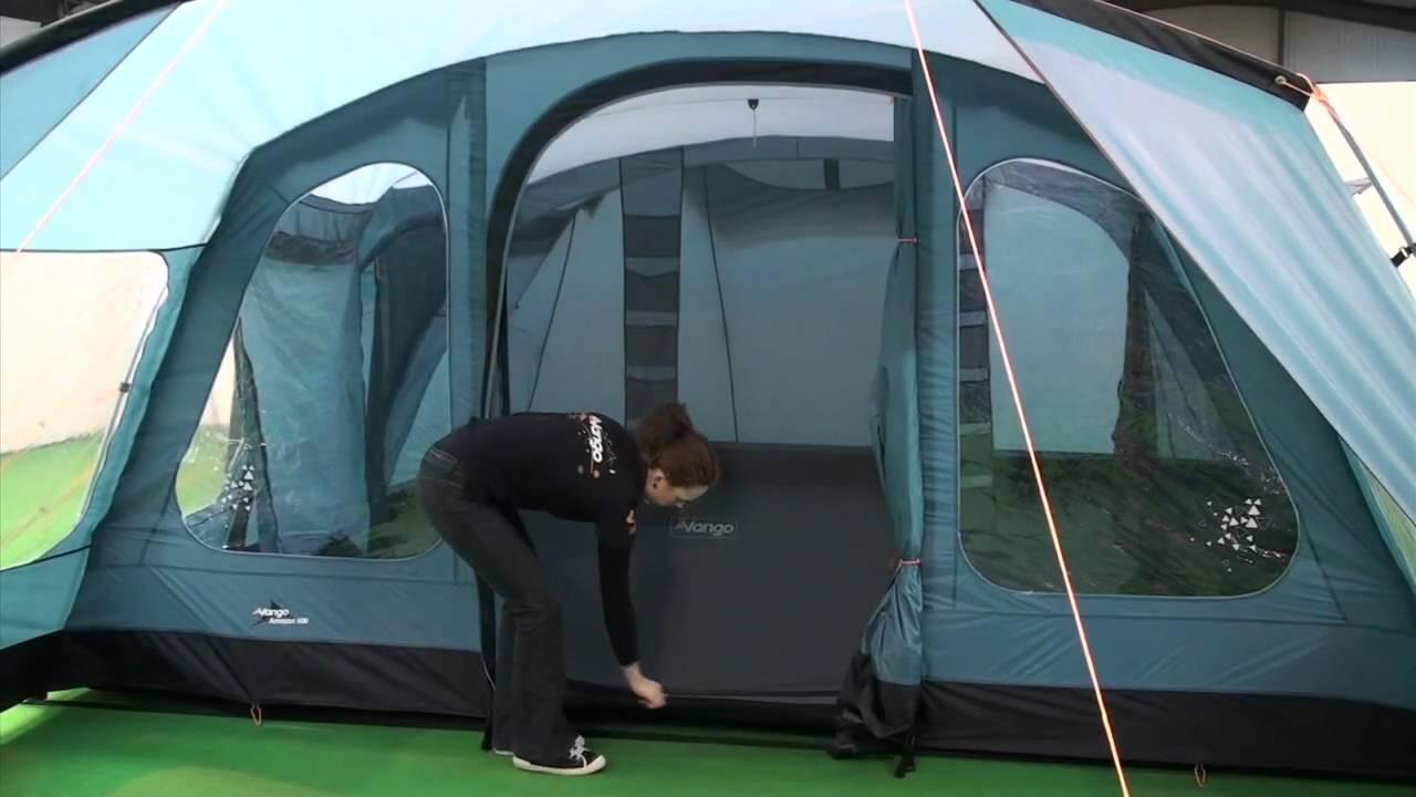 vango family amazon tent filmed 2010 youtube. Black Bedroom Furniture Sets. Home Design Ideas