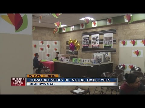 Curacao begins hiring for first Nevada store