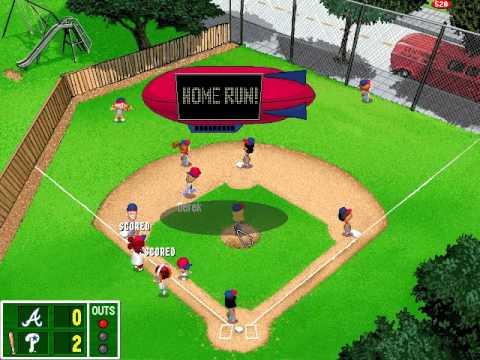 Let's Play Backyard Baseball 2003 (Season 2) - Braves vs ...