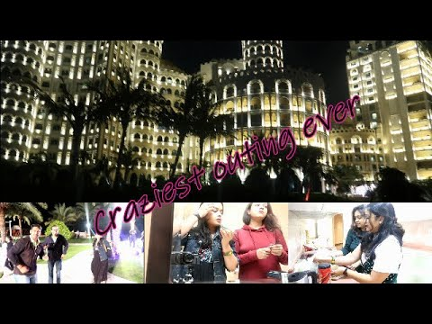 An Amazing Day Of My Life || Craziest Outing Ever|| Al Hamra Residence & Village , Ras Al Khaimah