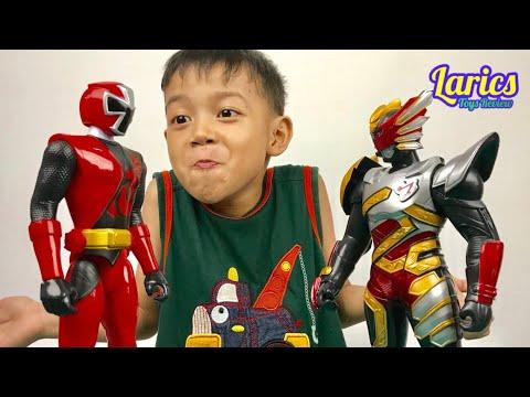 Power Rangers Ninja Steel Apa Bima X Flame ? Lucu Banget ( Funny Unboxing Video )