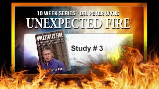 Unexpected Fire Study #3- Dr. Peter Wyns
