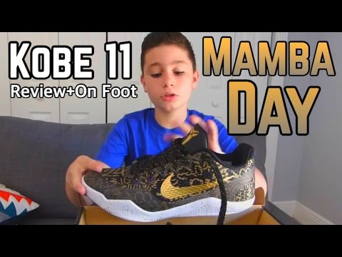 "kobe-11-""mamba-day""-(review+on-foot)"