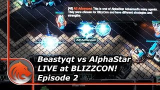 StarCraft 2: AlphaStar Cannon Rushed me at Blizzcon!