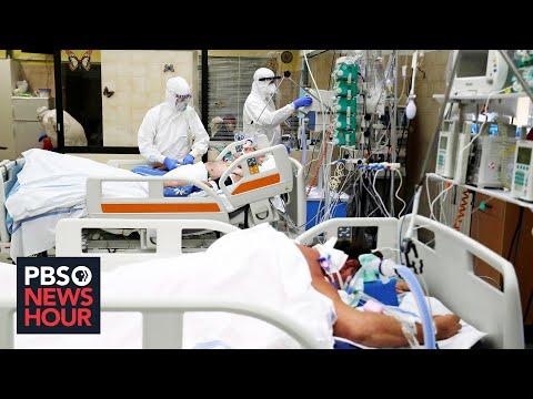A global view of the worsening coronavirus crisis