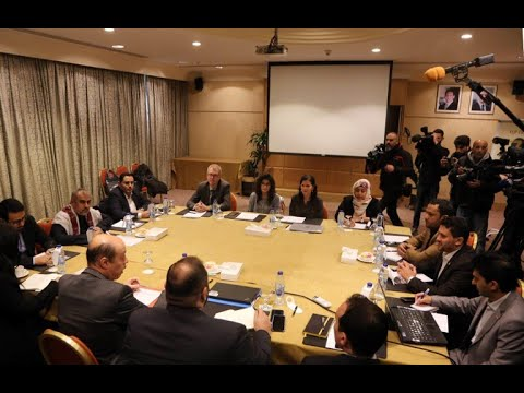 استئناف المحادثات اليمنية في عمان لليوم الثاني  - نشر قبل 2 ساعة