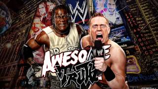 wwe the miz and R truth theme song the awesome truth