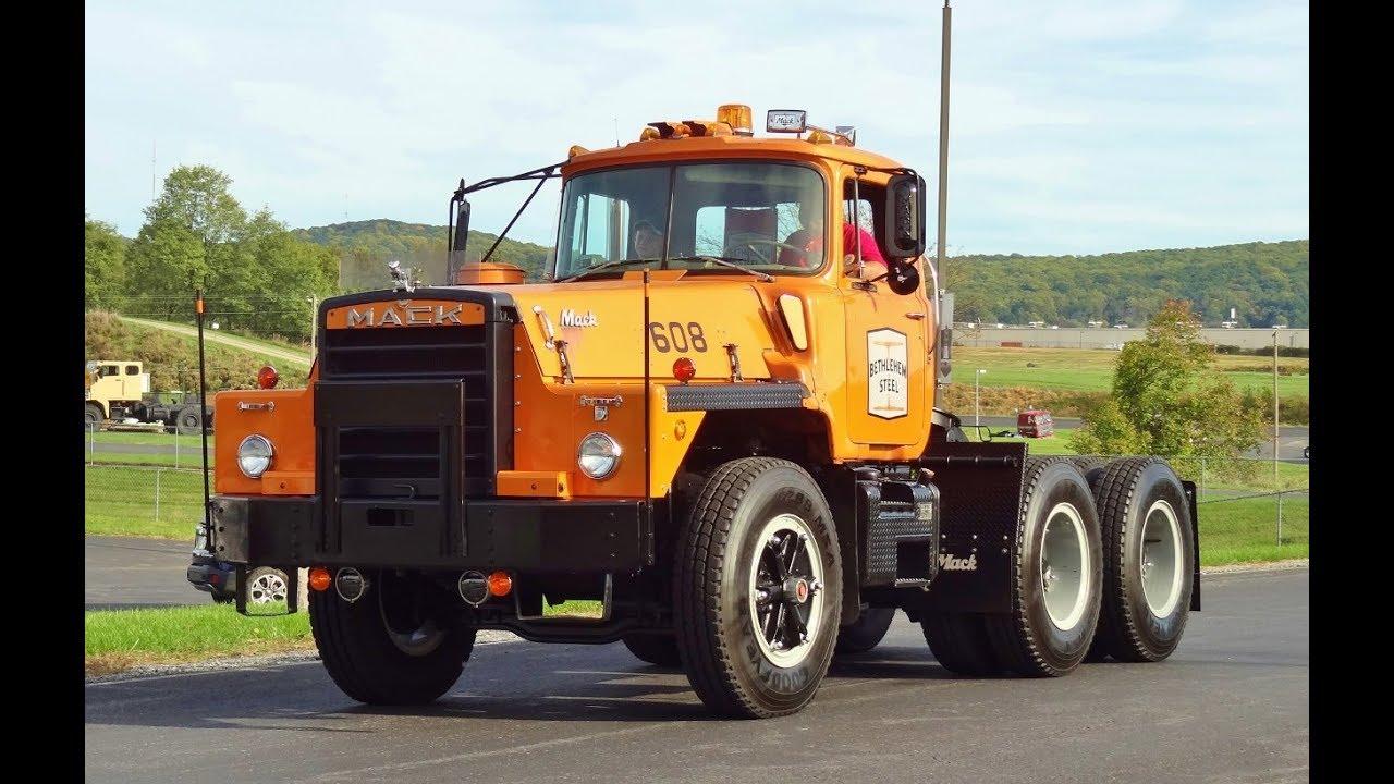 big mack trucks youtube Just Old Trucks big mack trucks