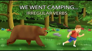 Download lagu We Went Camping - Irregular Verbs