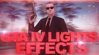 МОД Effects GTA IV Lights | Моды GTA:SA