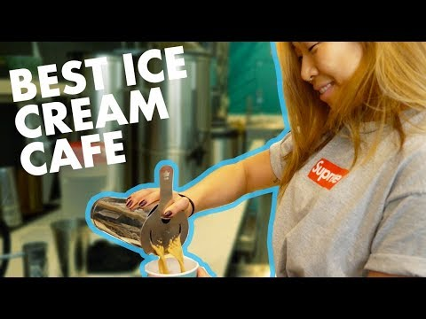 HYPEBEAST CAFE AND ICE CREAM BAR IN NYC: Make It Happen Ep. 1 // Fung Bros