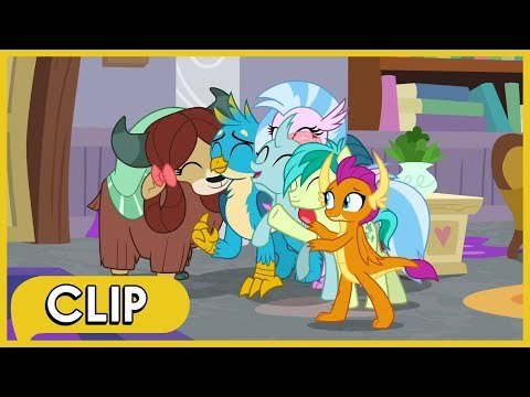 Gallus Admits He's To Blame For the Prank - MLP: Friendship Is Magic [Season 8]