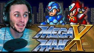 Mega Man X   Taking Down The Purple Freak! [1]