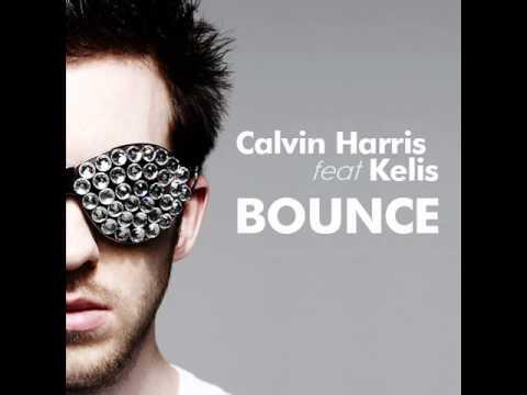 Calvin Harris - Bounce Feat. Kelis (Lyrics) [HD]