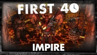 First 40 - Impire (Gameplay)