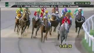 2012 Gran Premio Nacional (G1) (Derby) INDY POINT