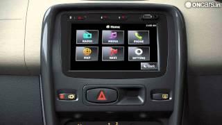 Renault Duster SUV gets a new 'Media NAV' system