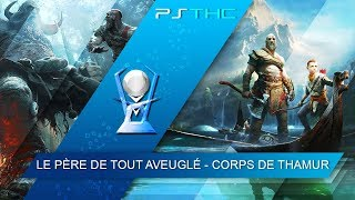God of War - Allfather Blinded Trophy Guide | Trophée Le Père de tout aveuglé | Corps de Thamur