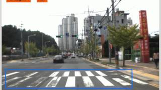 Real Time Traffic & Road Sign Detection_포항 (YOLO v2)
