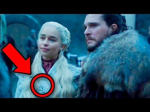 GAME OF THRONES Season 8 Trailer First Look! ('Winterfell Is Yours')