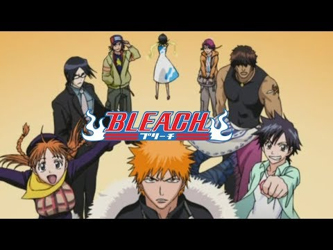 All Bleach Openings