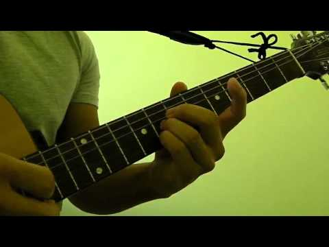 How to Play  D# (D Sharp) or Eb (E Flat) Guitar Bar Chord