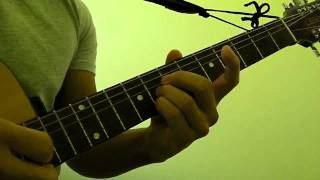 How to Play  D# (D Sharp) or Eb (E Flat) Guitar Bar Chord