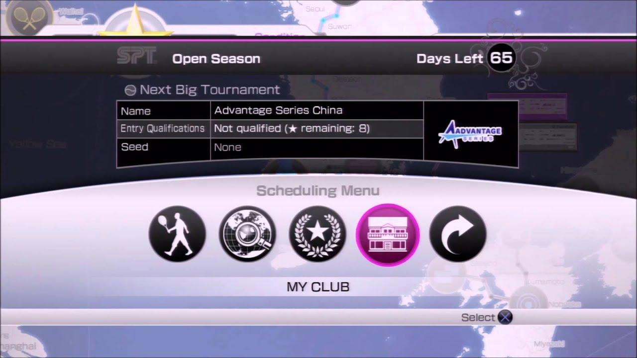 Virtua Tennis 4 Playstation 3 Ps3 Test Prezentacja Gry Hd Pl Youtube