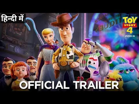 Toy Story 4 Official Trailer in Hindi || In Cinemas June 21