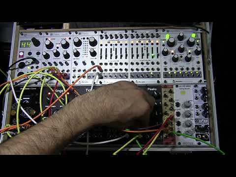 Mutable Instruments Tides 2 chords