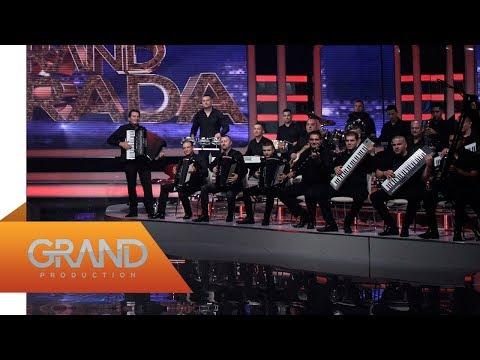 Zlatni orkestar Slavise Vidojevica - Div kolo - GP - (TV Grand 14.06.2019.)
