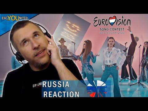 RUSSIA: Little Big - Uno | REACTION  (Eurovision 2020)