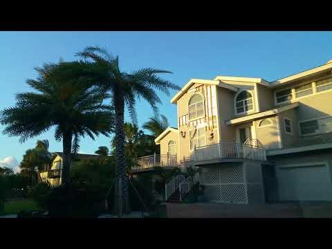 After hurricane Irma, Manasota Key, FL