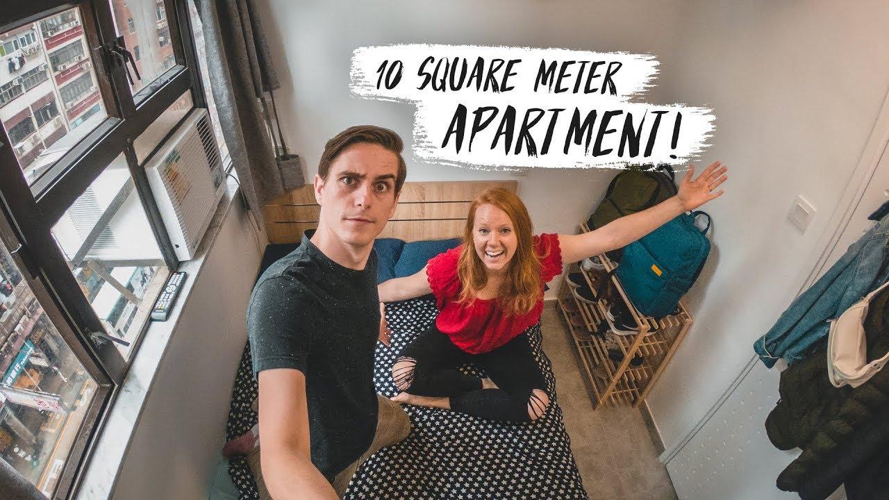 Tiny Hong Kong Apartment Tour