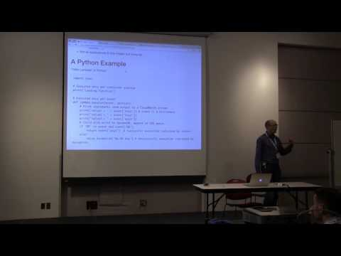 Ted Kirkpatrick - Amazon Lambda Fluid - Scaling Services Without the Operations Hassles