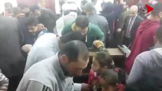 فيديو| سرقة أحذية «ضيوف» افتتاح مسجد بالشرقية بحضور وزير الأوقاف