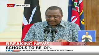 Bars to be closed for 30 more days - Kenyatta