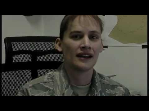 Bagram's Outstanding Airmen: TSgt Jennifer DeLucia