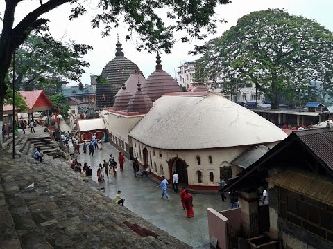 Kamakhya Temple Guwahati (Assam) - Watch Live Puja Aarti at Kamakhya Temple