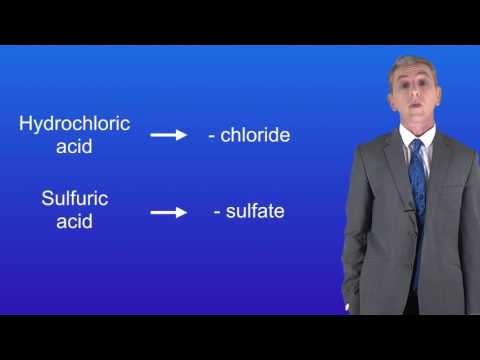 GCSE Science Chemistry (9-1) Acids Reacting With Metals