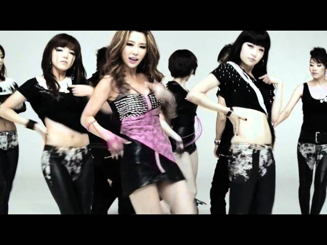 Brown Eyed Girls 'Abracadabra'
