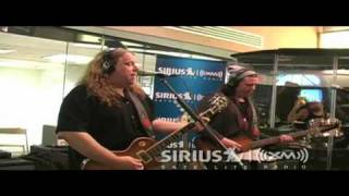 "Govt Mule ""Broke Down On The Brazos"" Live on SiriusXM"