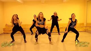 Choreografia Luis Fonsi, Demi Lovato - Echame La Culpa - Grupa Ladies - szkoła tańca Krok Po Kroku