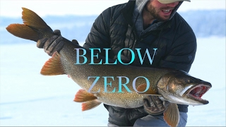 Ice Fishing For Lake Trout - Monster Idaho Mackinaw